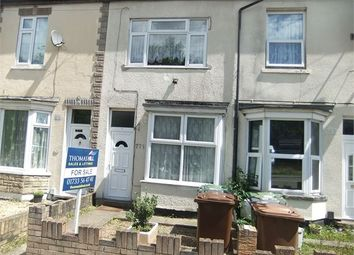 3 bed terraced house for sale in Lincoln Road, New England, Peterborough, Cambridgshire . PE1