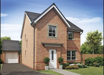 "Thumbnail 4 bedroom detached house for sale in ""Kingsley"" at St. Benedicts Way, Ryhope, Sunderland"