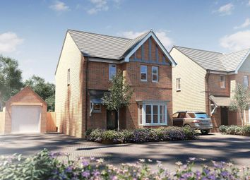 Thumbnail 3 bed detached house for sale in The Whitfield, Alderley Gate, Congleton