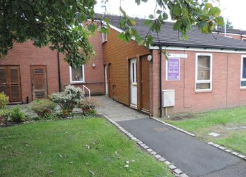 Thumbnail 1 bed flat for sale in Hartington Court, Royton, Oldham