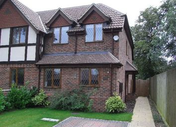 Thumbnail 3 bed property to rent in Barkham Road, Wokingham