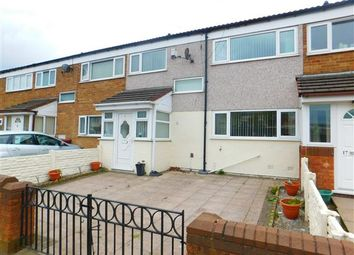Thumbnail 3 bed terraced house for sale in Redbrow Way, Kirkby, Liverpool