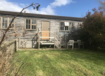 Thumbnail 1 bedroom lodge to rent in Orchard Plot, Highlands Lane