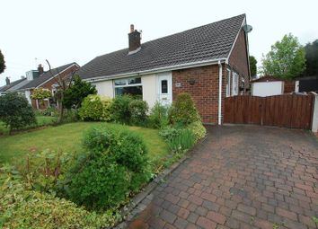 Thumbnail 2 bed semi-detached bungalow to rent in Ladyshore Road, Little Lever, Bolton