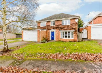 Thumbnail 4 bed detached house for sale in Nightingale Road, Rickmansworth, Hertfordshire