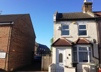 Thumbnail 2 bed end terrace house to rent in Gilbert Street, Enfield