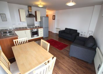 Thumbnail 2 bed flat to rent in City Gate II, Blantyre Street, Castlefields