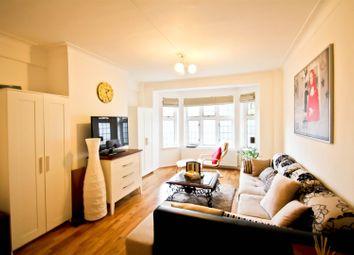 Thumbnail 1 bed flat to rent in Wellington Road, St John's Wood, London