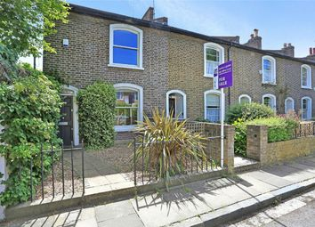 Thumbnail 3 bed end terrace house for sale in Theresa Road, St Peters Conservation Area, Hammersmith, London