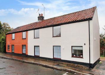 Thumbnail 3 bedroom property for sale in The Street, Bawdeswell, Dereham