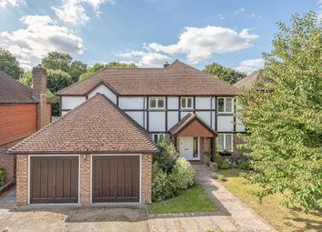 Thumbnail 4 bed detached house for sale in Forest Park, Maresfield, Uckfield