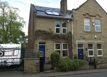 Thumbnail 3 bed end terrace house for sale in High Street, Silkstone, Barnsley
