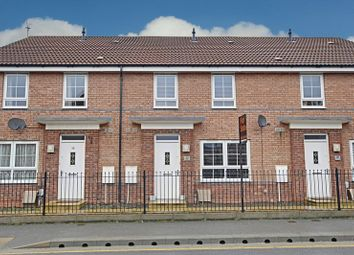 Thumbnail 2 bed terraced house for sale in Runnymede Lane, Kingswood, Hull