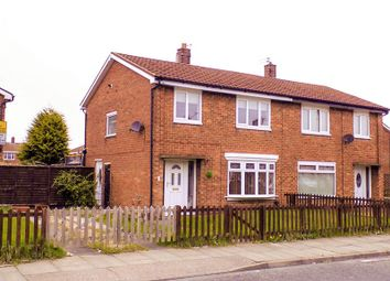 Thumbnail 3 bed semi-detached house to rent in Gainsborough Avenue, South Shields