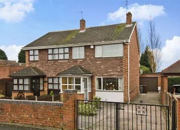 Thumbnail 3 bed semi-detached house for sale in Lichfield Road, Wednesfield, Wolverhampton