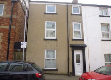 Thumbnail 3 bed end terrace house to rent in Albert Street, Scarborough