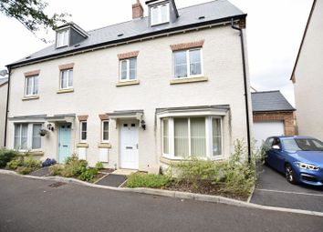 Thumbnail 4 bed semi-detached house for sale in Pilots Place, Haddenham, Aylesbury
