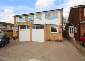 Thumbnail 3 bed semi-detached house for sale in Kathleen Close, Stanford-Le-Hope