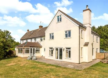 Thumbnail 6 bed semi-detached house for sale in Milton Hill Farm, Pewsey, Wiltshire