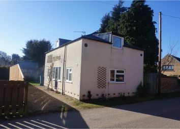 Thumbnail 2 bed detached house for sale in St. Peters Road, Wiggenhall St Germans, King's Lynn