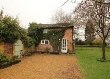 Thumbnail 1 bed detached house to rent in Moss Lane, Ollerton, Knutsford