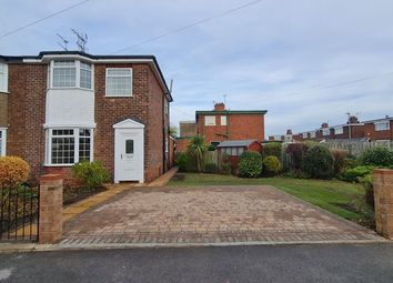 Thumbnail 3 bed semi-detached house for sale in Setting Road, Hull