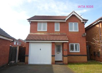 Thumbnail 3 bed detached house to rent in Whitewood Park, Walton, Liverpool