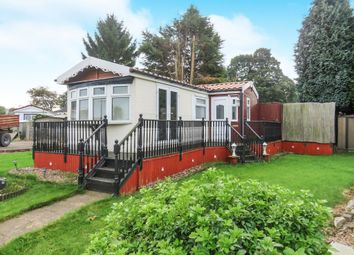 Thumbnail 1 bedroom mobile/park home for sale in Almholme Lane, Arksey, Doncaster