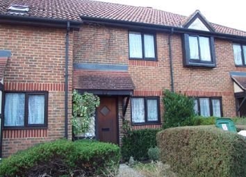 Thumbnail 2 bed terraced house to rent in Clarence Court, Horley, Surrey