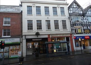 Thumbnail Commercial property for sale in Toni & Guy, Carmar Tearoom, 37 Castle Street, Shrewsbury
