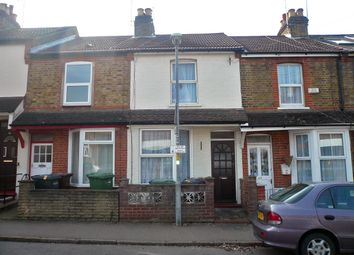 2 bed terraced house for sale in Vale Road, Bushey WD23.