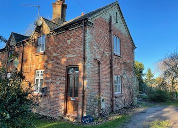 Thumbnail 2 bed semi-detached house to rent in Gullpit Drove, Stow Bridge, King's Lynn