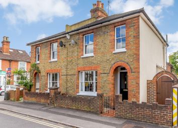 Thumbnail 3 bed semi-detached house for sale in Park Road, Guildford