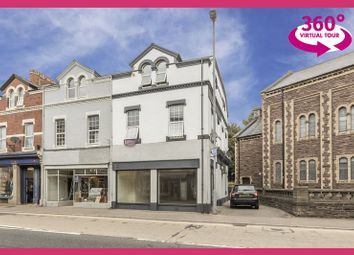 Thumbnail 3 bedroom property for sale in Frogmore Street, Abergavenny