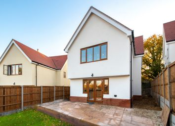 Thumbnail 3 bed detached house for sale in Parkins Close, Colliers End, Ware