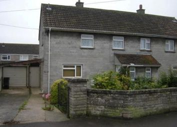 Thumbnail 2 bed semi-detached house to rent in Behind Berry, Somerton