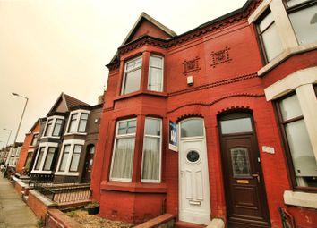 Thumbnail 3 bed terraced house for sale in Walton Lane, Walton