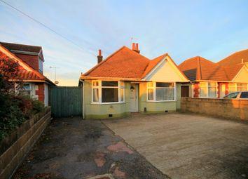Thumbnail 3 bed detached bungalow for sale in Dorchester Road, Oakdale, Poole