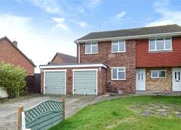 Thumbnail 3 bed maisonette for sale in Halpin Close, Calcot, Reading, Berkshire