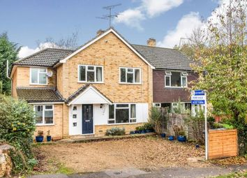 Thumbnail 4 bed semi-detached house for sale in Lower Bourne, Farnham, Surrey
