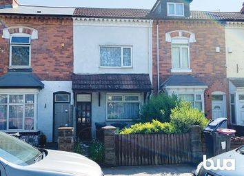Thumbnail 3 bed terraced house for sale in 756 Pershore Road, Selly Park, Birmingham