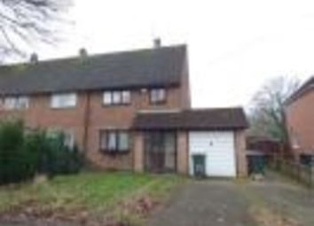 Thumbnail 4 bedroom end terrace house to rent in Charter Avenue, Coventry