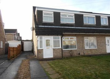 Thumbnail 3 bed semi-detached house to rent in Beaumont Close, Barry, Vale Of Glamorgan