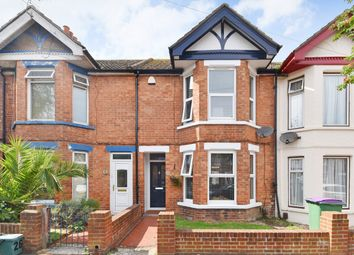Thumbnail 3 bed terraced house for sale in St Francis Road, Folkestone