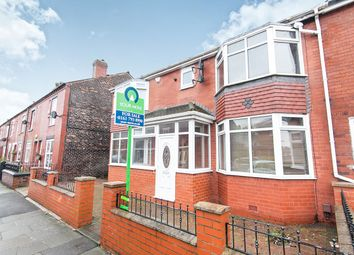 Thumbnail 4 bed semi-detached house for sale in Charles Street, Swinton, Manchester