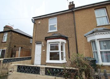 Thumbnail 3 bed terraced house to rent in Knockhall Chase, Greenhithe, Kent