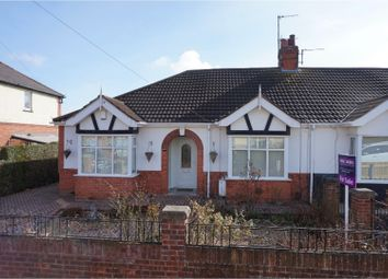 Thumbnail 3 bed semi-detached bungalow for sale in Lyndhurst Avenue, Scartho, Grimsby