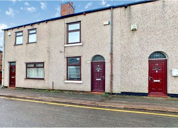 2 bed terraced house for sale in Silk Street, Leigh WN7