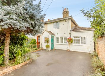 Thumbnail 3 bed semi-detached house for sale in New Road, Weybridge