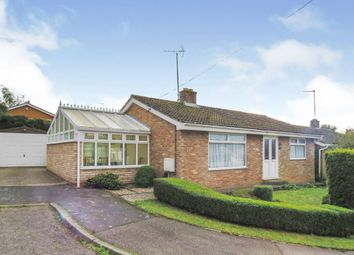 Thumbnail 2 bed detached bungalow for sale in Hillside Road, Piddington, Northampton